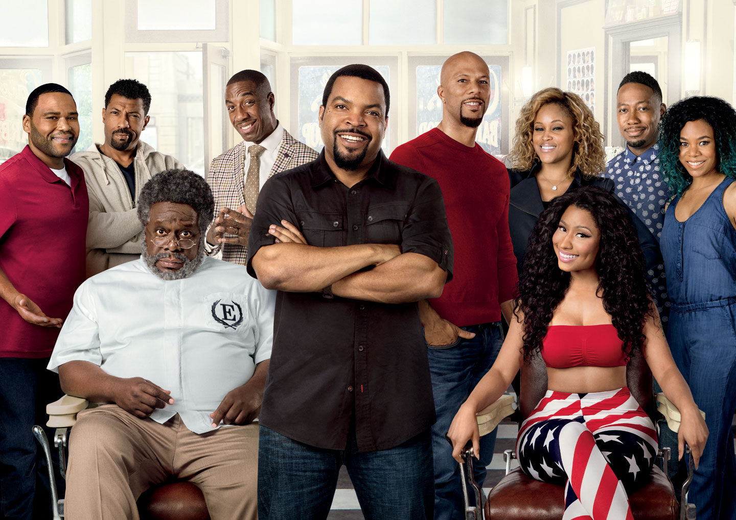 Barbershop: The Next Cut header image